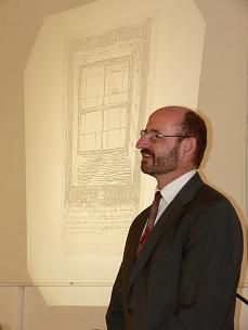 Verleihung des Karl-Steinbauer-Zeichens 2011 an den Juristen Prof. Dr. Mathias Rohe